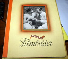 collezione completa di 250 figurine attori cinema sigarette tedesche del 1936