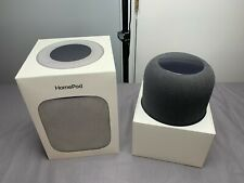 Apple HomePod - Voice Enabled Smart Speaker - AMAZING SOUND - Space Grey