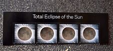 2017USA Forever - Total Eclipse of the Sun - Header Block of 4  - Mint NH