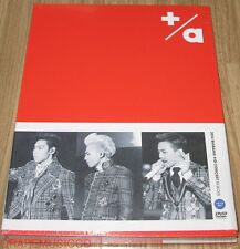 BIGBANG 2014 BIGBANG + α CONCERT IN SEOUL LIVE 3 DVD + PHOTOBOOK + POSTER NEW