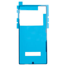 For Sony Xperia Z5 Premium OEM Back Battery Cover Glass Glue Seal Set Adhesive