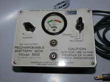 American Cystoscope Makers rechargeable battery box model 525