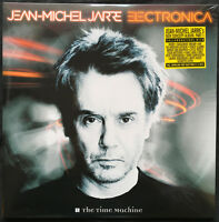 Jean-Michel Jarre 2xLP Electronica 1: The Time Machine - Gatefold - Europe