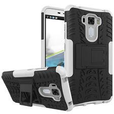 Rugged Hybrid Armor Shockproof Hard Case Cover For Asus Zenfone 3 Laser ZC551KL