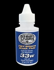 PIT BULL PBX SHOCK FLUID 33W for RC Crawlers Axial SCX10 Wraith PX33WRC