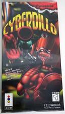 3do video gioco/Video Game: # cyberdillo # LONG BOX * merce NUOVA/BRAND NEW!