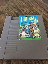 Play Action Football Original Nintendo NES Game Cart NE3