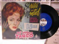 "SARITA MONTIEL 7"" EP SPANISH YIRA YIRA + 3. 1960"