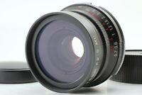 【TOP MINT】Voigtlander Color Skopar 35mm f2.5 MC Black Lens for Leica From Japan