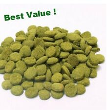 200 Algae Wafers tablets + 50 free - Pleco & bottom fish food with Spirulina !!