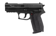 SIG Sauer SP2022 CO2 BB Pistol, Metal Slide