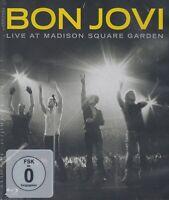 Bon Jovi / Live at Madison Square Garden (Blu-ray, NEU! Original verschweißt)
