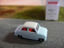1/87 Wiking Glas Goggomobil hellblau 0184 01 B