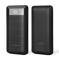 Powerbank 300000mAh Externer Charger Ladegerät Zusatzakku Tragbare 2USB LED AKKU