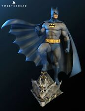 SUPERPOWERS BATMAN MAQUETTE SIDESHOW COLLECTIBLES 903658 BRAND NEW AND SEALED
