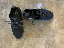 Wonder Nation Boys Casual Shoes Size 2 Gray