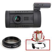 Mini 0826 Ambarella A7LA50 HD1296P GPS Voiture Panneau Enregistreur Caméra CPL A