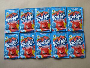 1x10 Tüten Kool-Aid Drink  Original USA Import Getränke Pulver (12,89€ pro 100g)