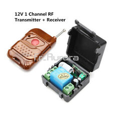 DC 12V 315MHz 1 Channel Wireless RF Remote Control Switch Transmitter+ Receiver