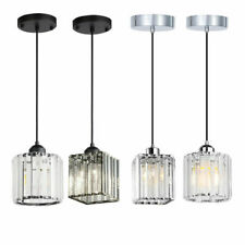 Modern Crystal Ceiling Pendant Light Chandelier Fixture for Kitchen Dinning Room