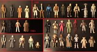 Vintage Star Wars - Original Loose Action Figures KENNER 1977 -1984 ANH ROTJ ESB