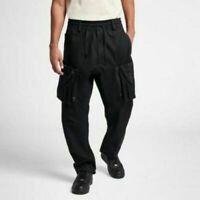 Men's Nike Lab NRG ACG Cargo Pants Loose Fit Size XL AQ3524 010 Black MSRP $250