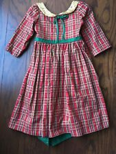 Girls Little Bird Clothing Christmas Dress Size 8