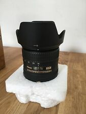 Nikon 16-85mm F/3.5-5.6 AF-S VR DX L ED Lens - Mint condition
