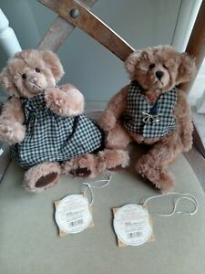 Gund Barton Creek twins Annie and Andy