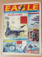 EAGLE COMIC Vol 19 No 19 DAN DARE SKY BUCCANEERS - 11th MAY 1968