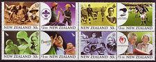 NEW ZEALAND 2007 CENTENARIES BLOCK OF 8 UNMOUNTED MINT