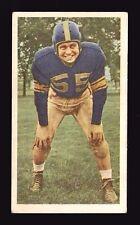 1954 BLUE RIBBON CFL FOOTBALL CARD~#1~ALAN SCOTT WILEY~WINNIPEG BLUE BOMBERS