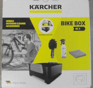 Kärcher OC 3 Zubehörbox Bike mit Universalbürste