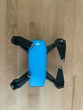 DJI Spark 1080p Camera Drone - Blue (CP.PT.000899) Pls Read Description
