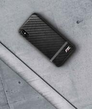 Bmw Carbone M Sport Rayure Satin Coque dure pour iPhone x /xs
