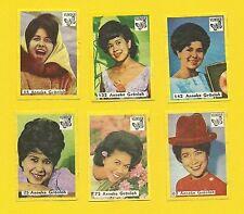 Anneke Gronloh Fab Card Collection Brandend Zand Peter en zijn Rockets Dutch B