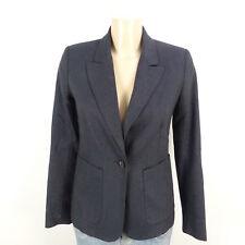 CLOSED Jacke Blazer Jacket Blau Navy Gr. S 36 (BH27)
