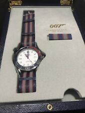 Omega Seamaster 300m Co-Axial Commander's Watch James Bond 007. Box Papers.