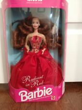 Radiant in Red Toys r us Special Edition Barbie 1992 NRFB MIB