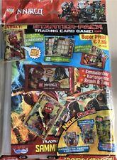 """LEGO® Ninjago�""""� Serie 2 Starterpack Trading Card Game Sammelordner Mappe"""