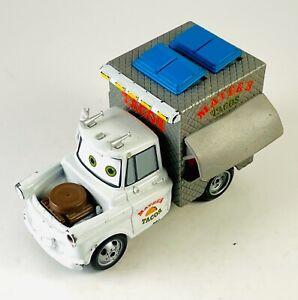 Disney Pixar Cars Disney Store Exclusive Mater's Taco Truck Diecast