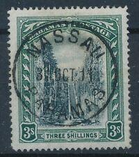 [257] Bahamas good classic stamp very fine used. CC Crown Wtmk
