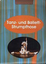 1 Tanz+Ballett Cheerleader Strumpfhosen  90den Garde