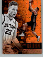 2017-18 Panini Essentials Orange NBA Basketball Parallel Cards Pick From List