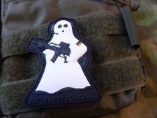 JTG cmiyc Ghost Sniper Patch, fullcolor/JTG 3d Rubber Patch