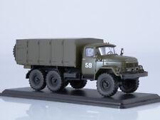 ZIL 131 military bread van SSM ModelPro 0045MP 1:43