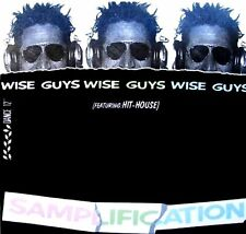 "12"" - Wiseguys - Samplification (Euro House Mix by:Peter Slaghuis) NUEVO - MINT"