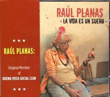 Raul Planas La Vida es Un Sueño      BRAND NEW SEALED   CD
