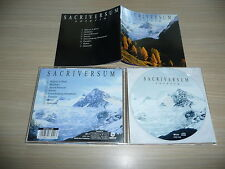 @ CD Sacriversum - Soteria RARE METAL / SERENADES RECORDS 1998 ORG