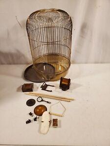 Hagen Rondeau Bird Cage Chapel Vintage and accessories B-3001